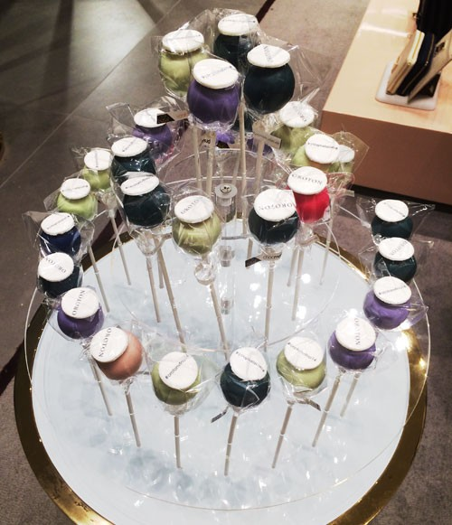 4 Tier Large Maypole Cake Pop Cupcake Stand