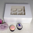 12 Window MIni Cupcake Box ($2.00/pc x 25 units)